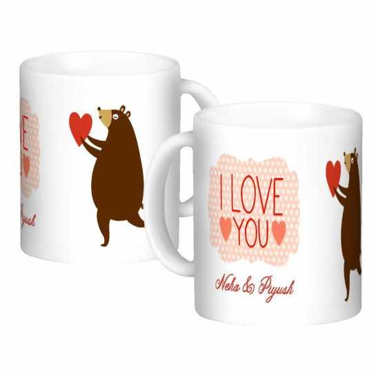 Personalized Mug for Couple - 79