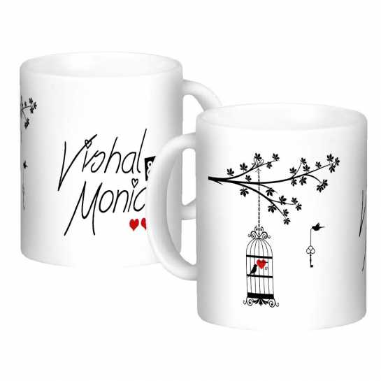 Personalized Mug for Couple - 80