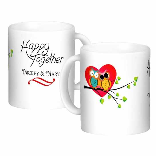Personalized Mug for Couple - 83