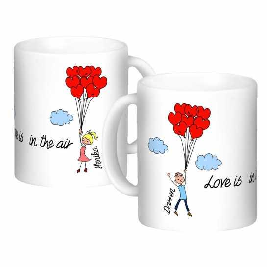 Personalized Mug for Couple - 84