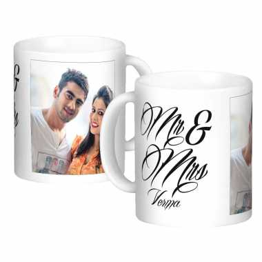 Mr. & Mrs. Custom Mugs