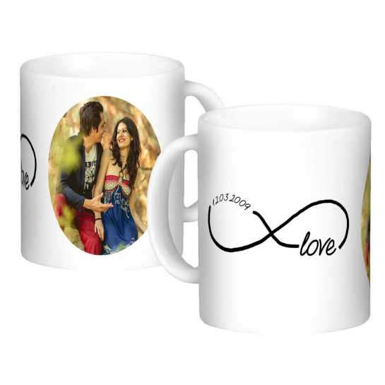 Personalized Mug for Couple - 89