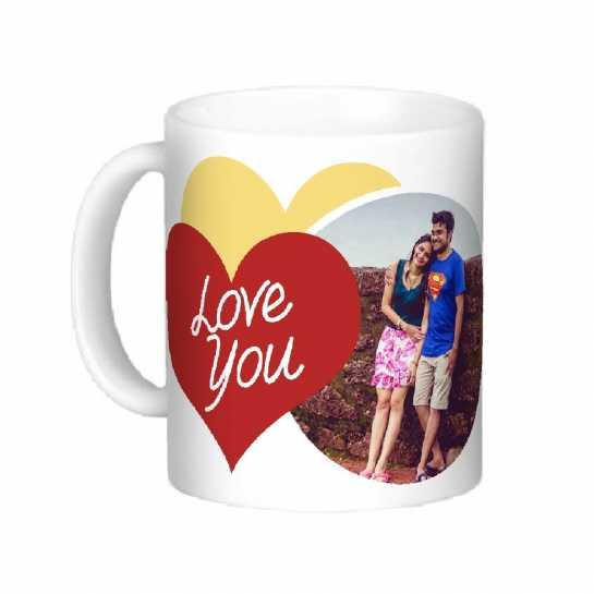 Personalized Mug for Couple - 90