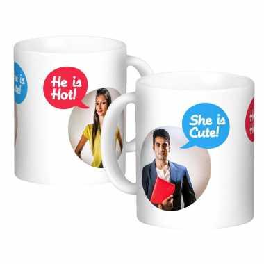 Personalized Mug for Couple - 93