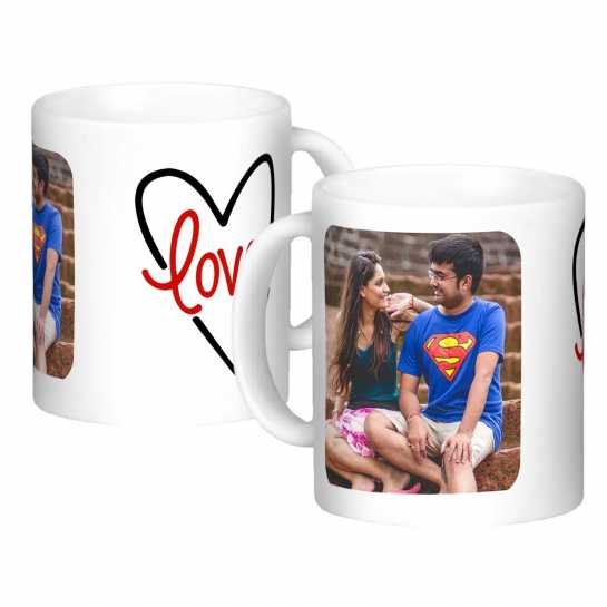 Personalized Mug for Couple - 94