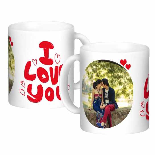 Personalized Mug for Couple - 95