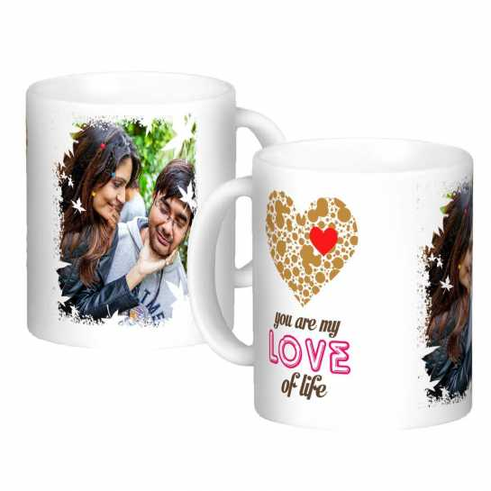 Personalized Mug for Couple - 105