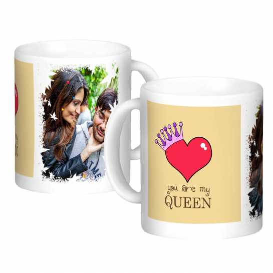 Personalized Mug for Couple - 107