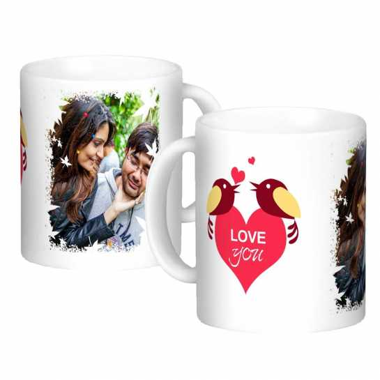 Personalized Mug for Couple - 109