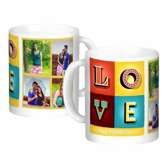 Personalized Mug for Couple - 110