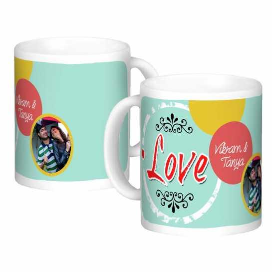 Personalized Mug for Couple - 112