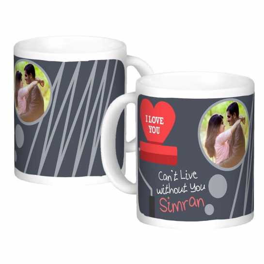 Personalized Mug for Couple - 113