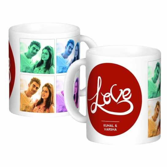 Personalized Mug for Couple - 115