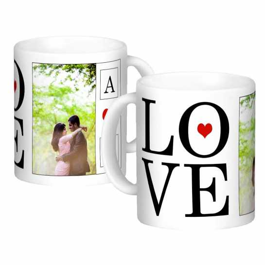 Personalized Mug for Couple - 116