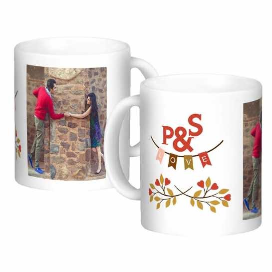 Personalized Mug for Couple - 117