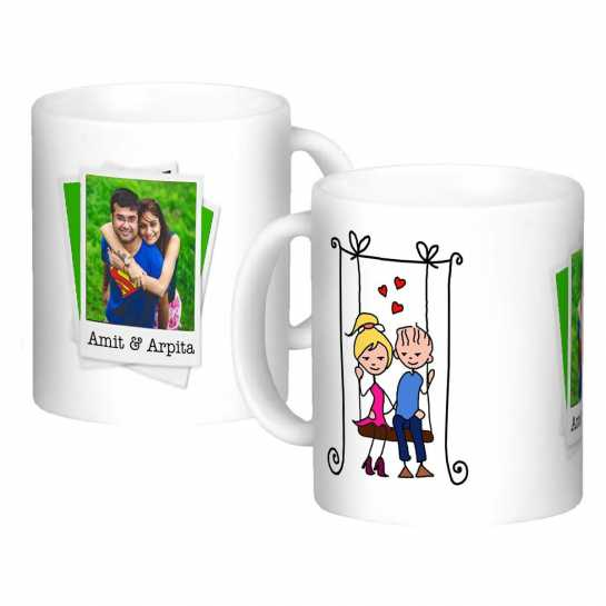 Personalized Mug for Couple - 118