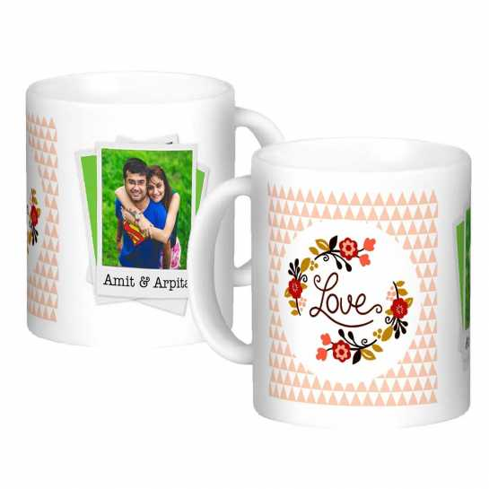 Personalized Mug for Couple - 120