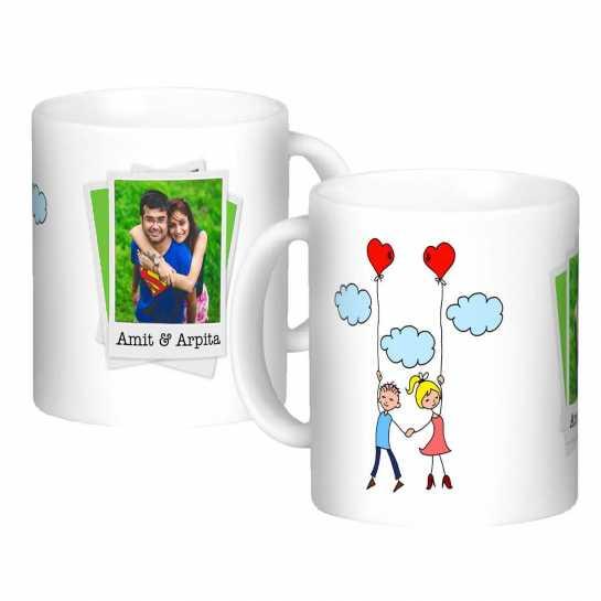 Personalized Mug for Couple - 121