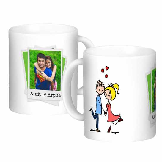Personalized Mug for Couple - 124