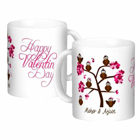 Personalized Mug for Couple - 126