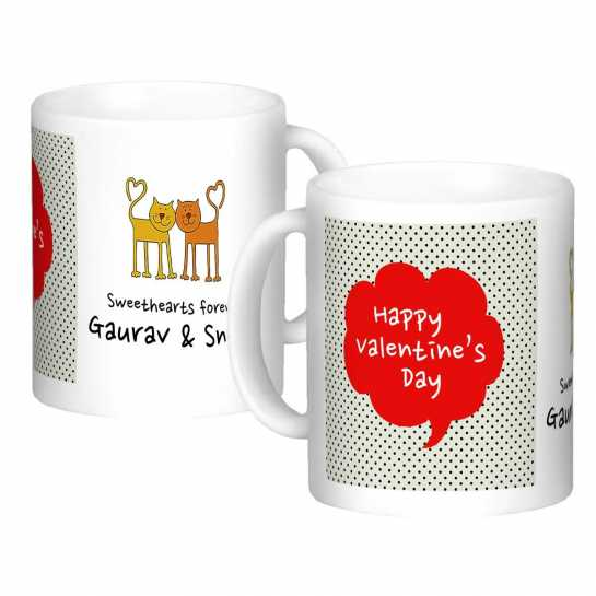 Personalized Mug for Couple - 127