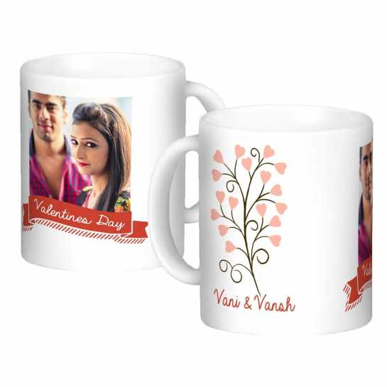 Personalized Mug for Couple - 128