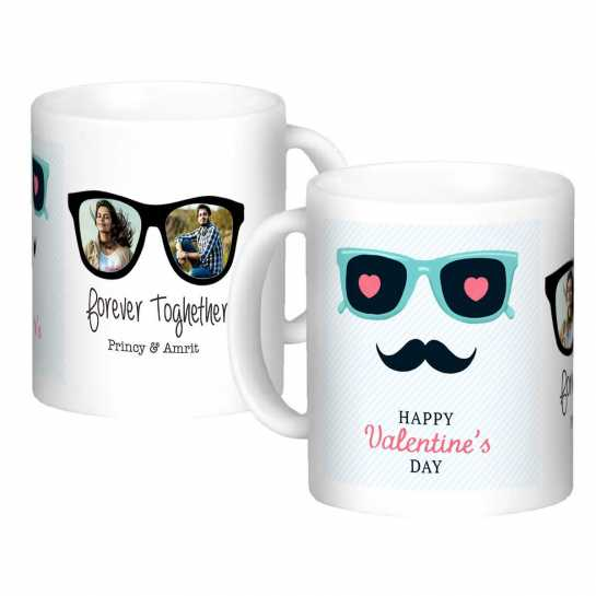 Personalized Mug for Couple - 129