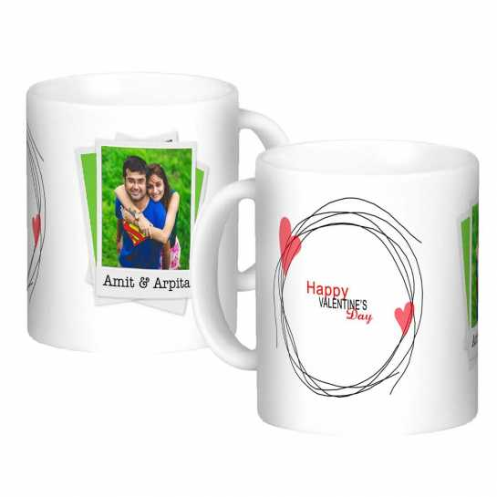 Personalized Mug for Couple - 130