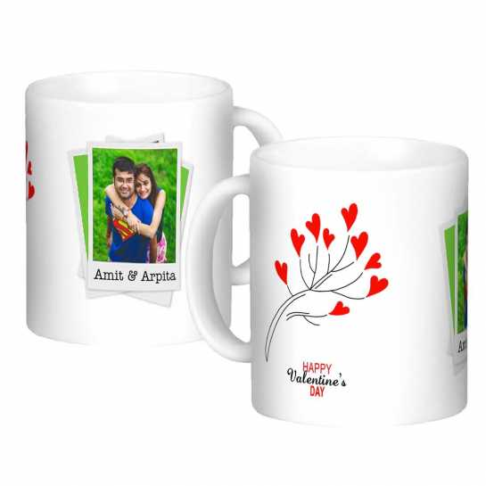 Personalized Mug for Couple - 131