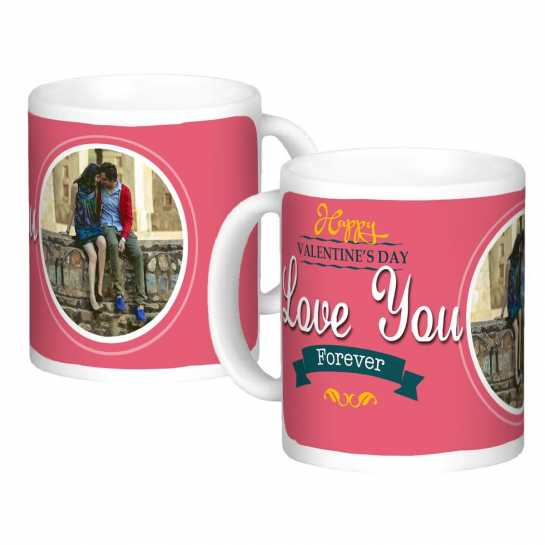 Personalized Mug for Couple - 136