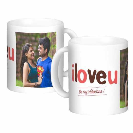 Personalized Mug for Couple - 141