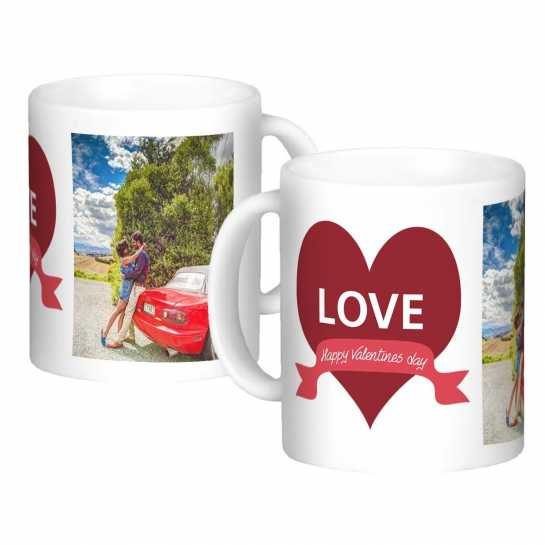 Personalized Mug for Couple - 142