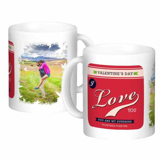 Personalized Mug for Couple - 146