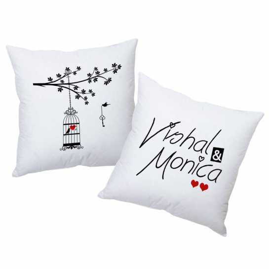 Personalized Cushions for Couple - 23