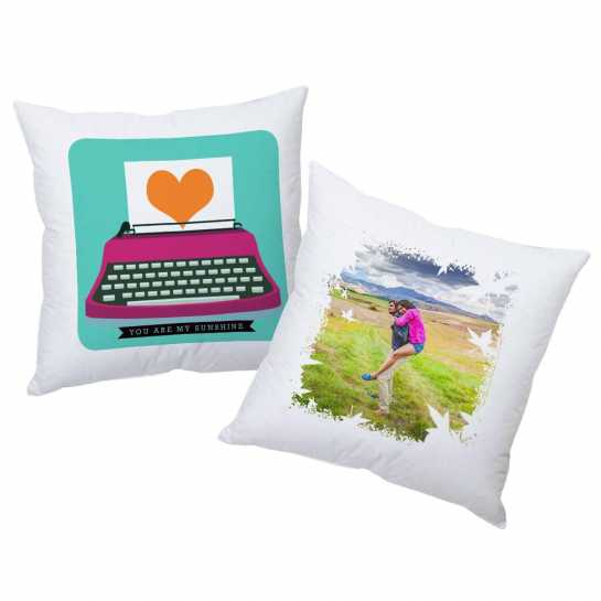 Personalized Cushions for Couple - 31