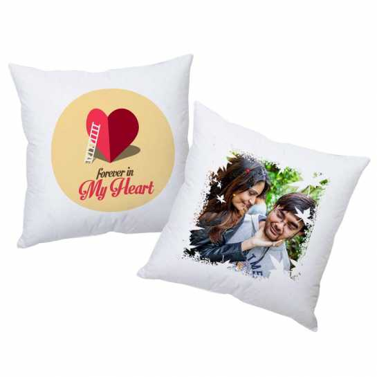Personalized Cushions for Couple - 35