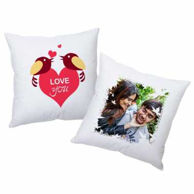 Personalized Cushions for Just Married Couple