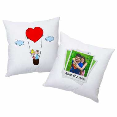 Mr & Mrs Custom Cushions