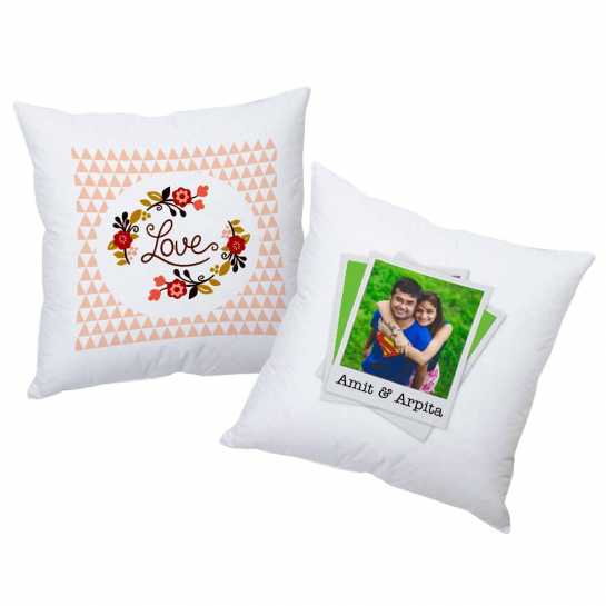 Personalized Cushions for Couple - 46