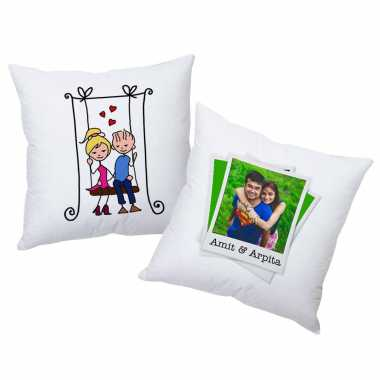 Swing Couple Custom Cushions