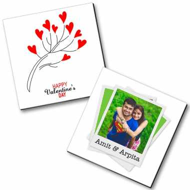 Personalized Valentine Magnet - 9