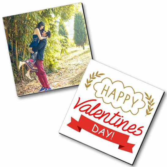 Personalized Valentine Magnet - 15