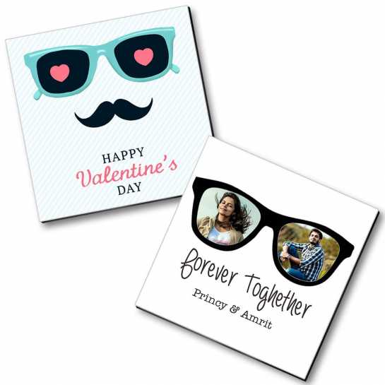 Personalized Valentine Magnet - 18