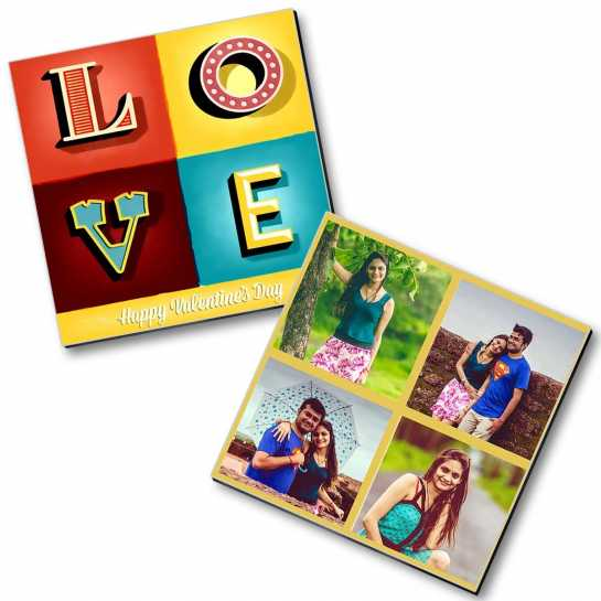 Personalized Valentine Magnet - 23