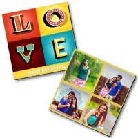 Personalized Valentine Magnet
