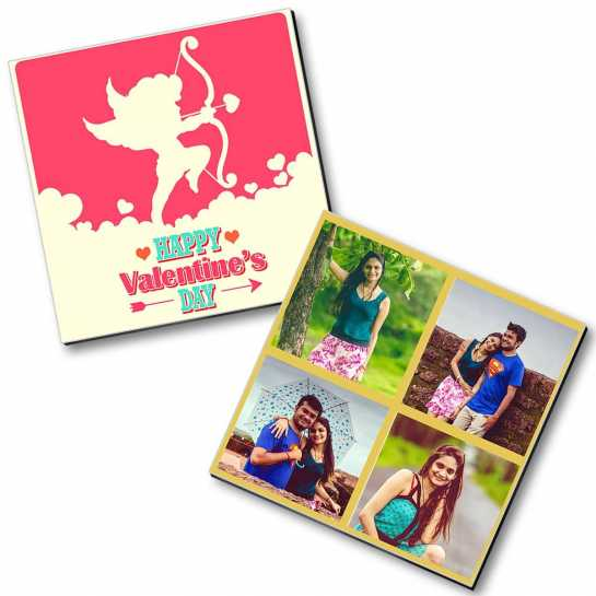 Personalized Valentine Magnet - 25