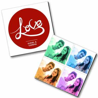 Personalized Magnet Couple - 1