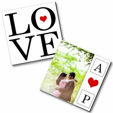 Customized Magnets for Married Couple
