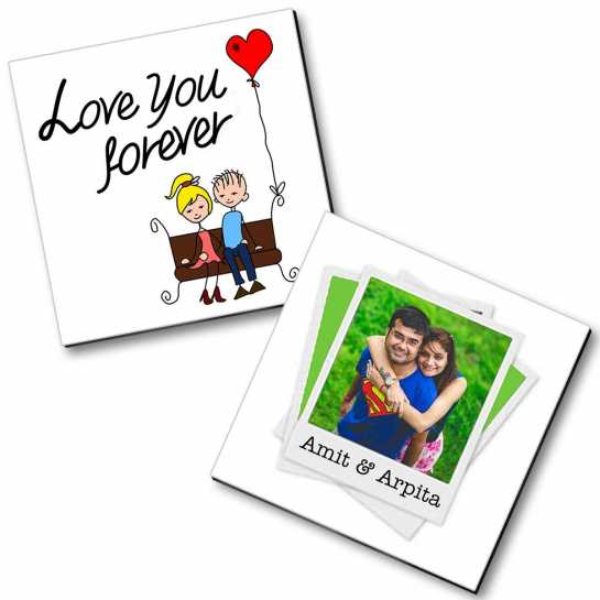 Personalized Magnet Couple - 11