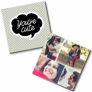 Personalized Magnet for Cute Couple